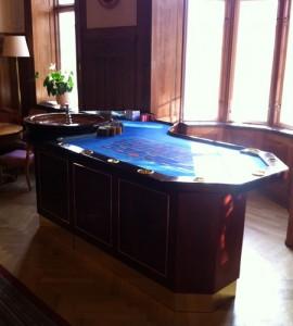 Casino Roulette Trä