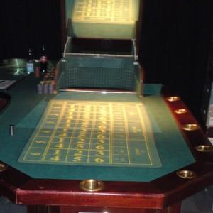 Casino Tärning Trä