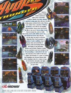 hydro thunder promo 2