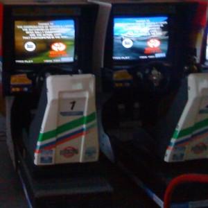 Körspel Sega Rally